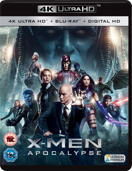 : x Men Apocalypse 2016 German Dubbed dts dl 2160p Ultra hd BluRay 10bit x265 nima4k