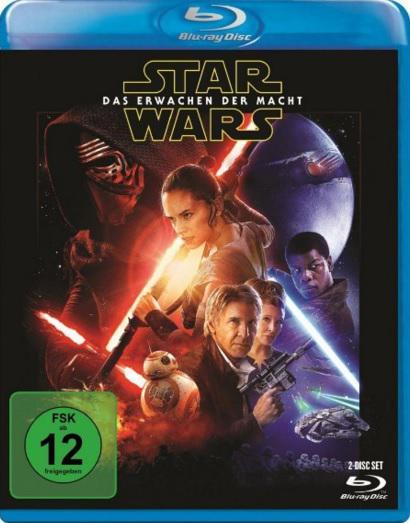 : Star Wars Episode vii Das Erwachen der Macht 2015 German dl 1080p BluRay avc ONFiRE