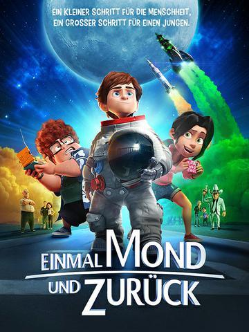 : Einmal Mond und zurueck German 2015 ac3 BDRip x264 SPiCY