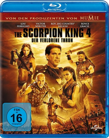 : The Scorpion King 4 Der verlorene Thron 2015 German dl 1080p BluRay x264 encounters