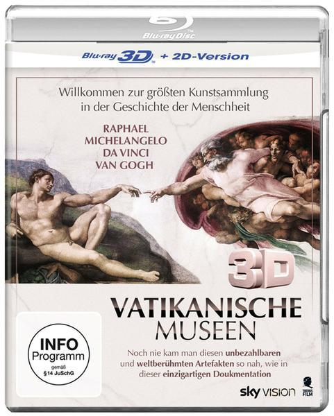 : Vatikanische Museen Zwischen Himmel und Erde 3d 2014 german doku 1080p BluRay3D x264 tvp