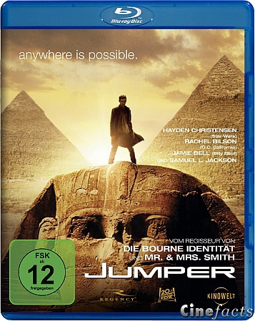 : Jumper 2008 German dl 1080p BluRay vc1 TiPToP