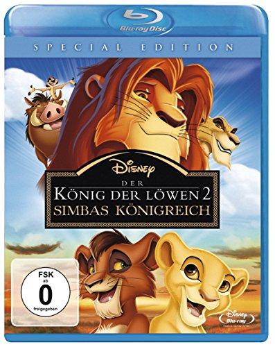 : Der Koenig der Loewen 2 Simbas Koenigreich 1998 German dl 1080p BluRay x264 rsg