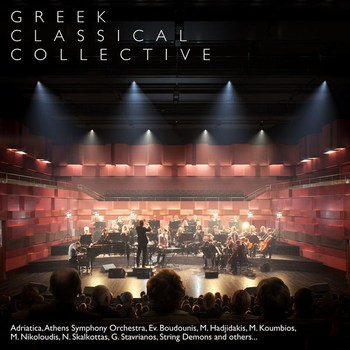 Greek Classical Collective  2016  Various Artists Mvmc9w9v