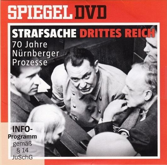 : Spiegel dvd Strafsache Drittes Reich 70 Jahre Nuernberger Prozesse german 2016 doku DVDRip x264 iQ