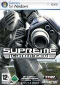 Supreme Commander Deutsche  Texte, Untertitel, Menüs, Videos, Stimmen / Sprachausgabe Cover