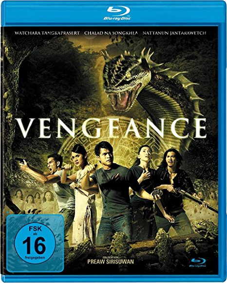 : Vengeance 2006 German 1080p BluRay x264 SPiCY