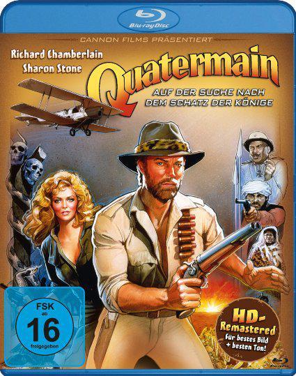 : Quatermain Auf der Suche nach dem Schatz der Koenige 1985 German dl 1080p BluRay x264 SPiCY
