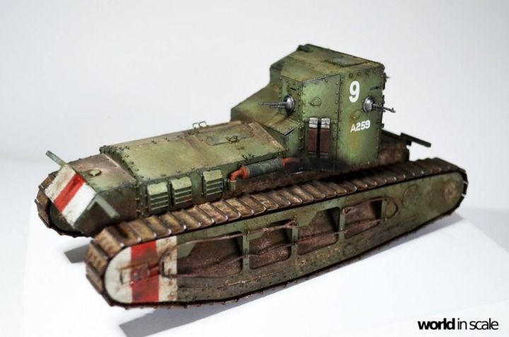 """MK.A """"Whippet"""" - 1/35 by Meng Models Qocosyl2"""