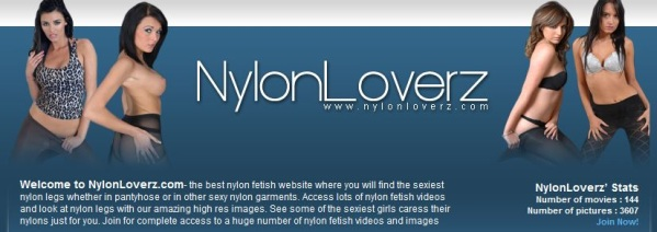 Nylon Loverz - Siterip  Cover