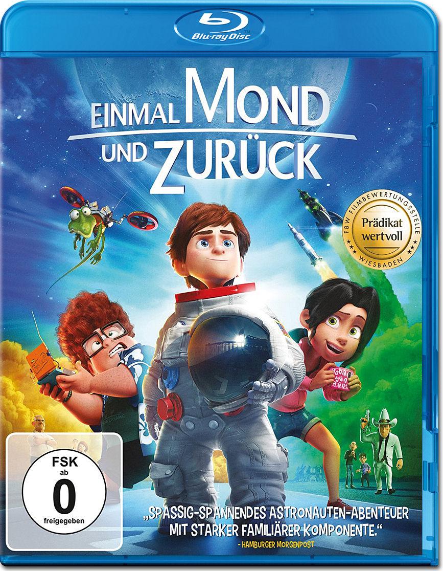 : Einmal Mond und zurueck 2015 German 720p BluRay x264 SPiCY