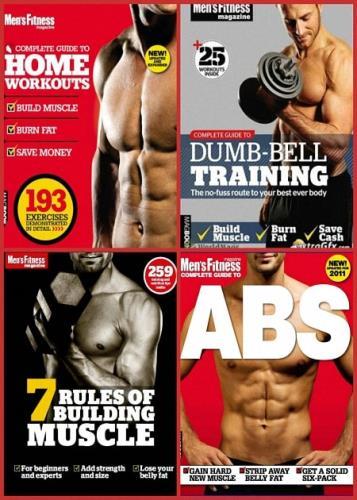 Jon Lipsey, Joe Warner - Men's Fitness Complete Guide + 7 Rules of Building Muscle (4 �����)