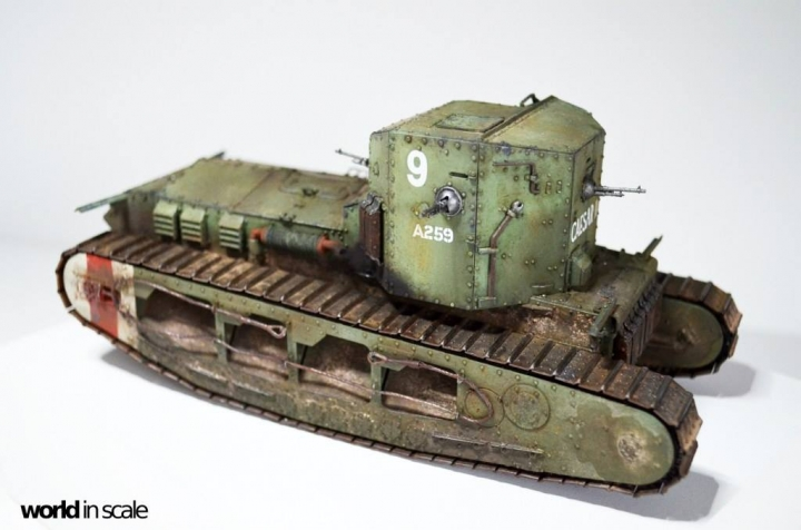 """MK.A """"Whippet"""" - 1/35 by Meng Models Wefi2wy8"""