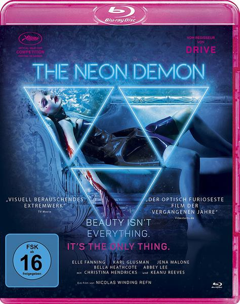 : The Neon Demon 2016 German Ac3D 5 1 Dl 1080p BluRay x264-MultiPlex