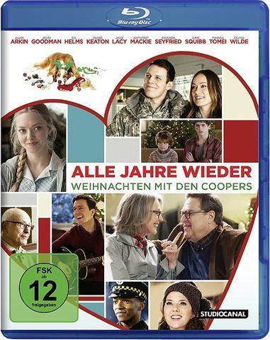 : Alle Jahre wieder Weihnachten mit den Coopers 2015 German 720p BluRay x264 encounters