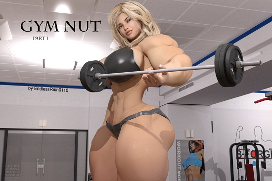 EndlessRain0110 - Gym Nut