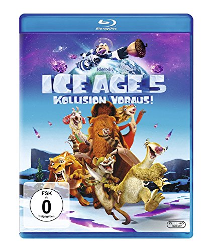 : Ice Age Kollision voraus German Dl Ac3 Dubbed 1080p BluRay x264 - PsO