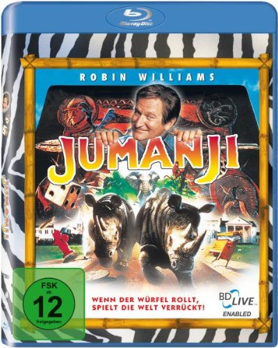 : Jumanji 1995 German Dl 1080p BluRay Avc - TiPtoP