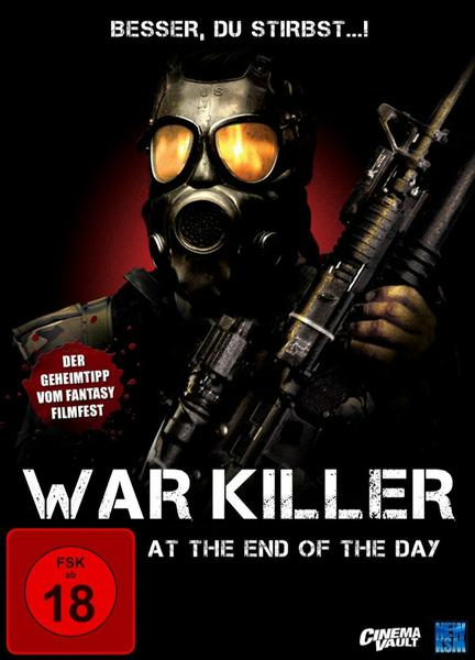 : War Killer At the End of the Day 2010 uncut German BDRip ac3 XViD CiNEDOME