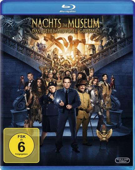 : Nachts im Museum Das Geheimnisvolle Grabmal 2014 German dl 720p BluRay x264 LeetHD
