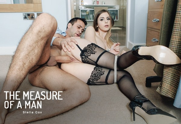 Stella Cox - The Measure of a Man 23.10.2016