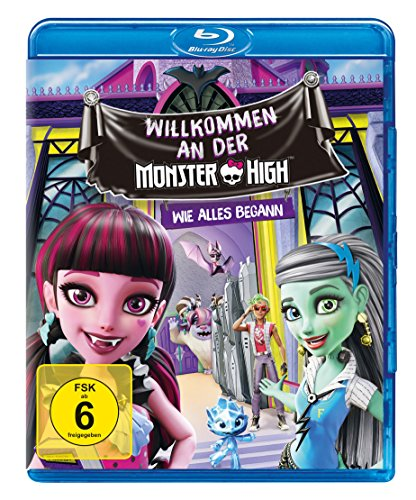 : Monster High Willkommen an der Monster High 2016 German Dl 1080p BluRay Avc - Armo