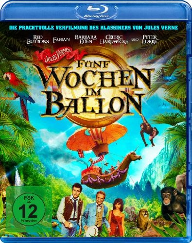 : Fuenf Wochen im Ballon 1962 German dts dl 1080p BluRay x264 msd