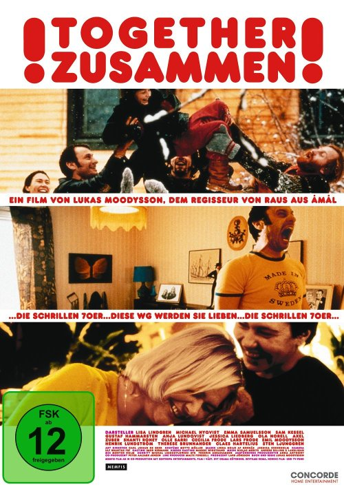 : Zusammen Together 2000 German DVDRip x264 TiG