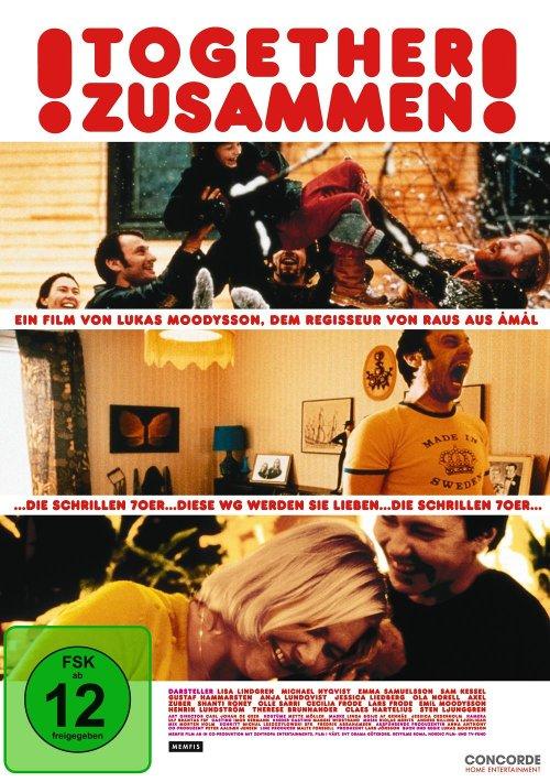 : Zusammen Together 2000 German DVDRip x264 TiG