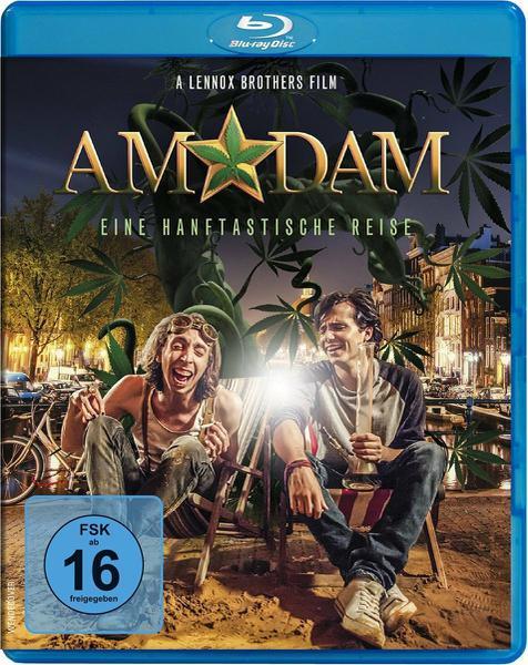 : AmStarDam Eine hanftastische Reise German 2015 BDRip x264 roor