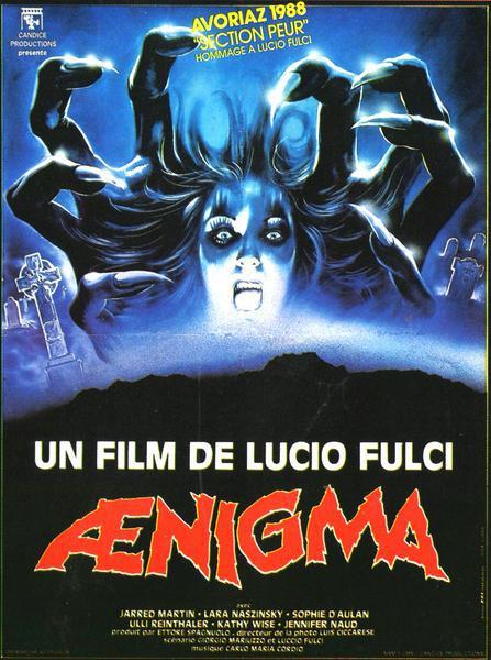 : Aenigma German 1987 uncut Red Edition DVDRiP XviD etm