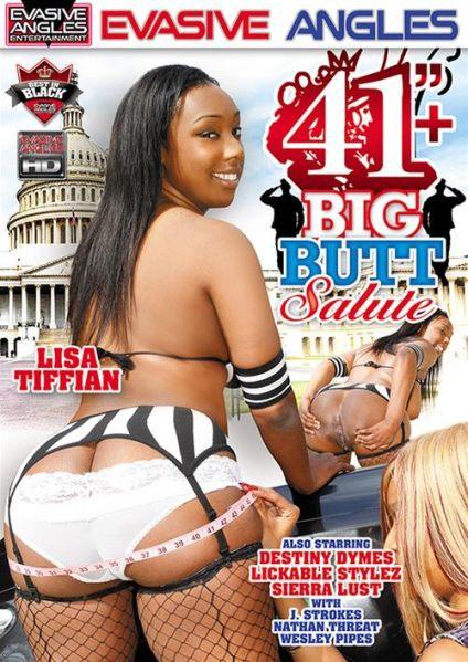 41 Inch Big Butt Salute (720p) Cover
