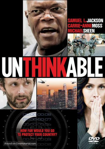 : Unthinkable German ac3 HDRip x264 FuN