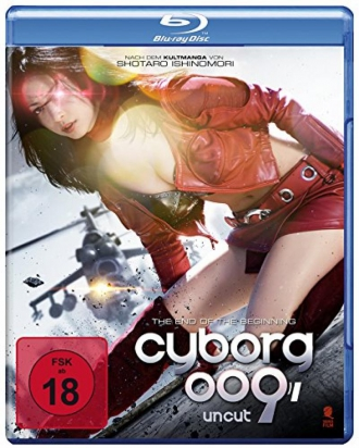 : Cyborg 009 The End of the Beginning uncut 2013 German 720p BluRay x264 iMPERiUM