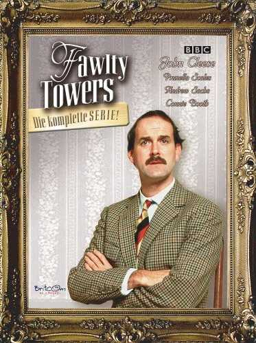 : Fawlty Towers s01 s02 dl pal dvd9 Veritas
