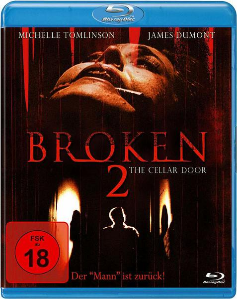 : Broken 2 The Cellar Door 2007 German ac3 HDRip x264 FuN