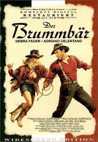 : Adriano Celentano Der Brummbaer German XviD TVRip iND