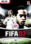 FIFA 07 Deutsche  Texte Cover