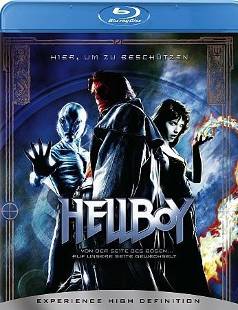 : Hellboy 2004 German dts 1080p BluRay x264 avg