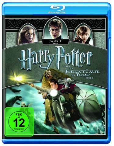 : Harry Potter und die Heiligtuemer des Todes Teil 1 2 BDRip ac3 German XviD poe