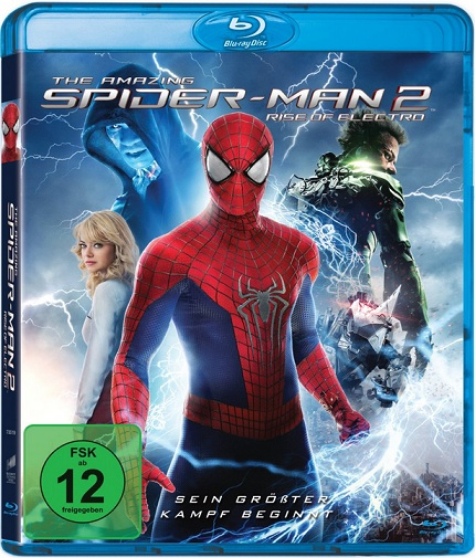 : The Amazing Spider Man 2 Rise of Electro German 720p BluRay x264 EXQUiSiTE