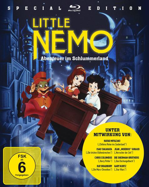: Little Nemo Abenteuer im Schlummerland 1989 German 1080p BluRay x264 SPiCY