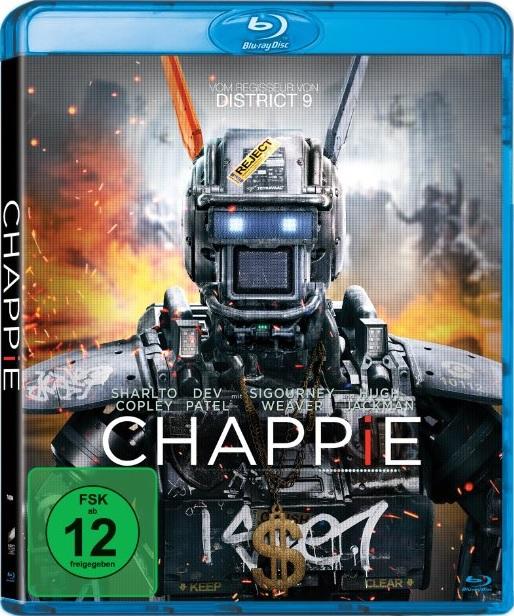 : Chappie 2015 German dts dl 720p BluRay x264 Pate