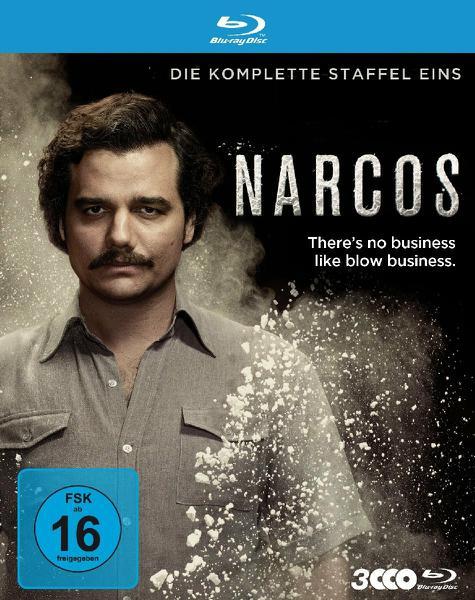 : Narcos s01 MULTi complete bluray XORBiTANT