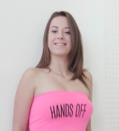 Welcome to Porn with DAP Multiorgasmic 18y.o. Gabriella gets all she needs GIO258 Cover