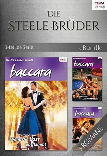 : Cora-Ebundle - Die Steele Brueder - 3-teilige Serie