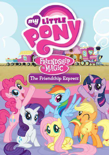 : My Little Pony Freundschaft ist Magie s01 s05 German dl BDRiP web hd x264