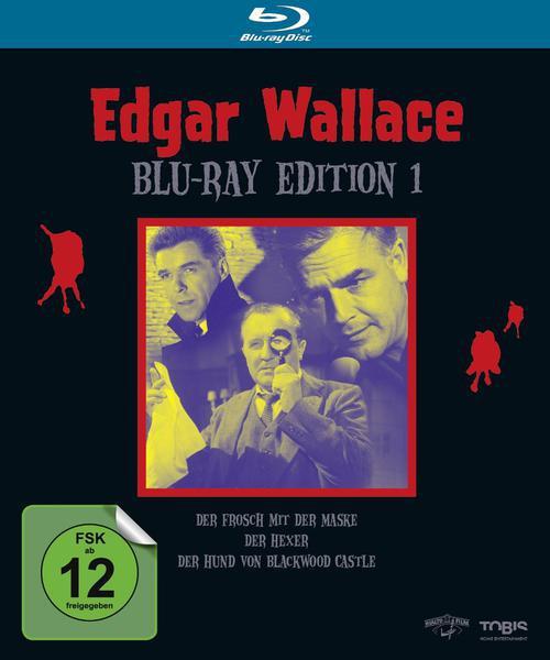 : Edgar Wallace Der Frosch mit der Maske 1959 complete bluray iND