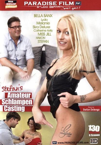 Stefans Amateur Schlampen Casting Cover