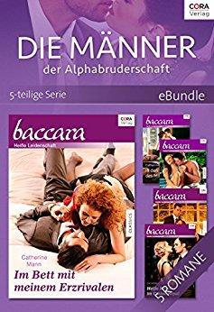 : Cora-Ebundle - Die Maenner der Alphabruderschaft - 5-teilige Serie
